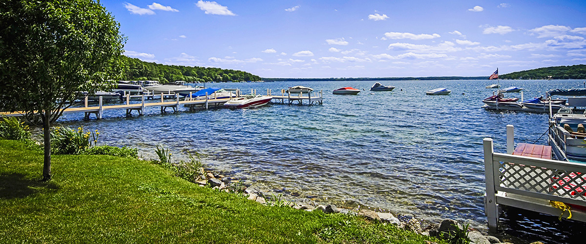 Lake Geneva in Wisconsin